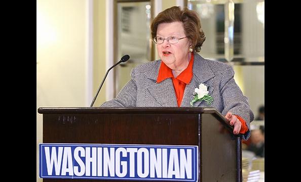 Washingtonian of the Year 2010 Luncheon