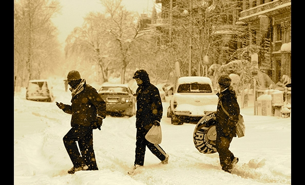 Snowmaggedon Photos