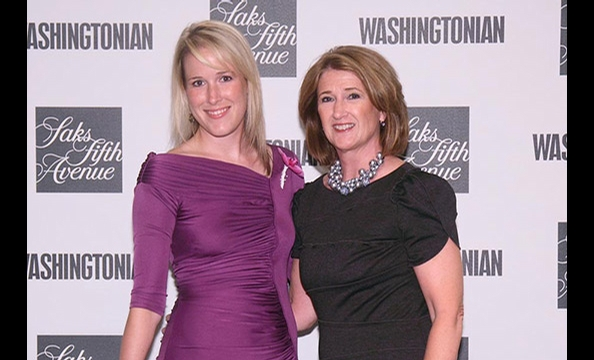 Washingtonian Style Setters Party 2010