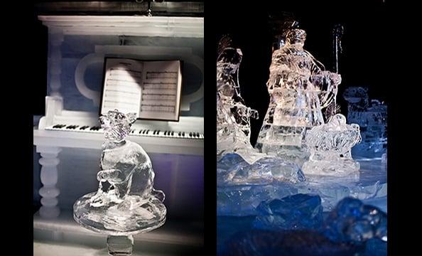 Christmas on the Potomac and ICE! at Gaylord National