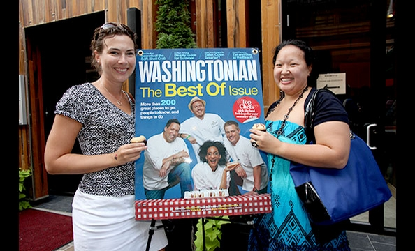 Best of Washington Happy Hour