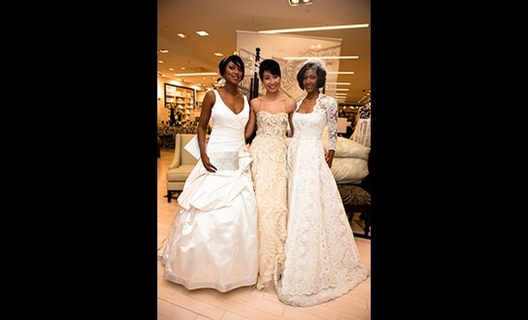 "The ""Pre-Wedding"" Wedding Party at Bloomingdales"