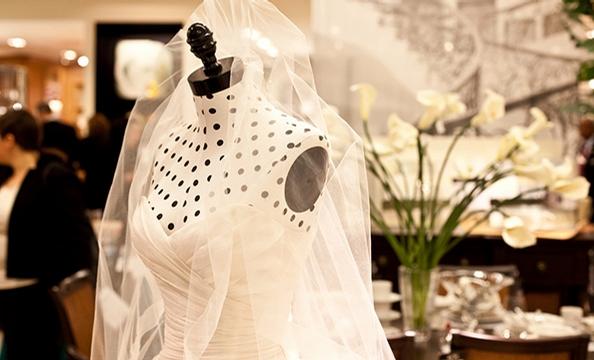 "The ""Pre-Wedding"" Wedding Party at Bloomingdales"