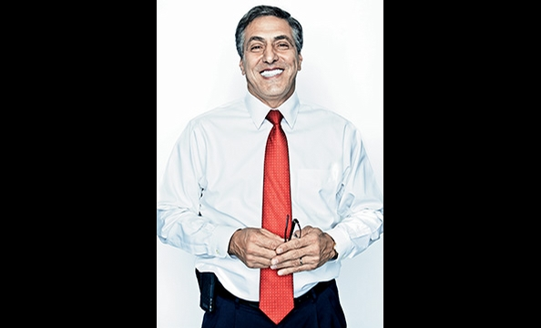 The mayor of Hazleton, the town where he was born, Barletta, 54, became a national hero for Republicans when he passed the first municipal law against illegal immigration.