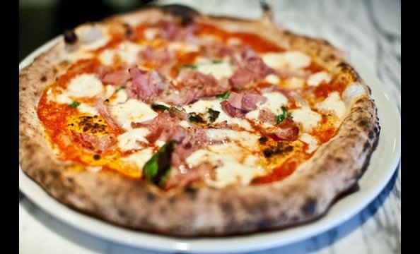 An Early Look at Pizzeria da Marco