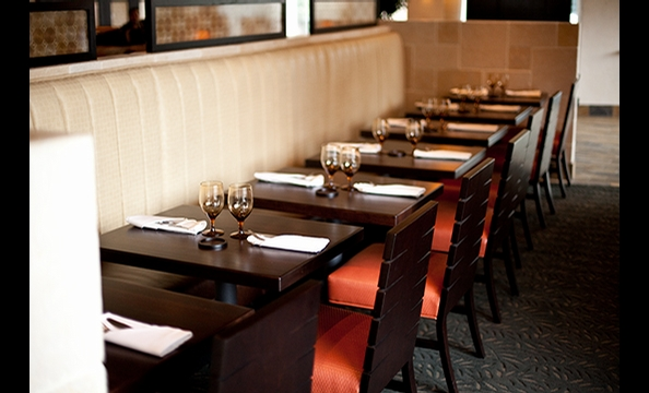 Ris, the new restaurant from Ris Lacoste, is in DC's West End.