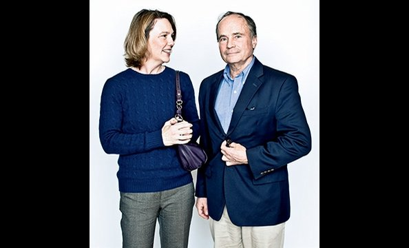 (Photographed with his wife, Lisa) The Dartmouth grad, 58, regained the House seat he'd held for 12 years after Paul Hodes, who'd defeated him in 2006, ran for the Senate.