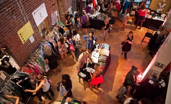 District Sample Sale 2010