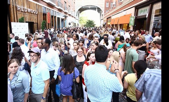 LivingSocial Best of Washington Happy Hour - Bethesda Row