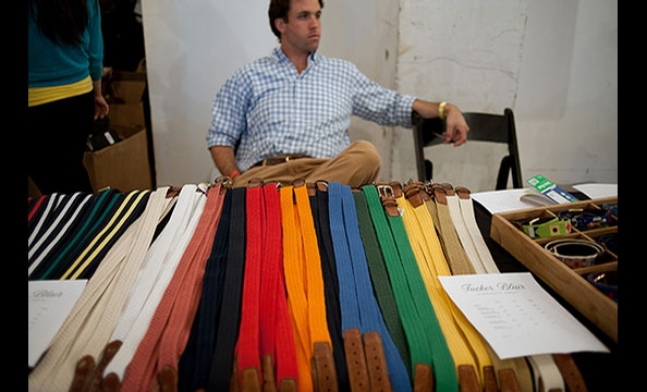 Snapshots from the District Sample Sale (Spring 2011)