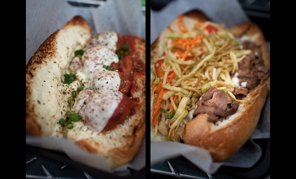 Meet the Food Trucks of Montgomery County: Sub Urban Bros