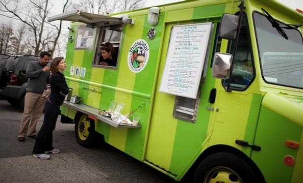Meet the Food Trucks of Montgomery County: Thatsalata