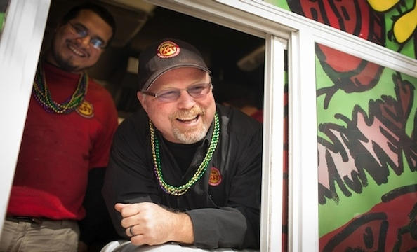 Meet the Food Trucks of Montgomery County: Sub Urban Bros