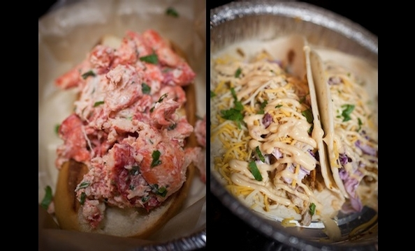 Meet the Food Trucks of Montgomery County: Go Fish