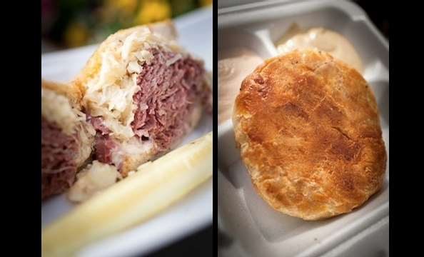 Meet the Food Trucks of Montgomery County: Corned Beef King