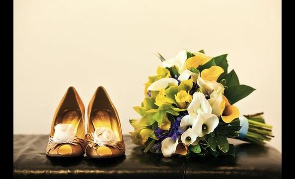 Real Weddings: Maya Jordan & Josh Ammons
