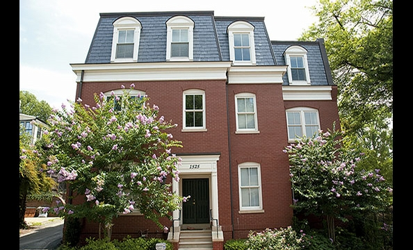 Location: Georgetown. Price: $2.6 million. Details: Four bedrooms, seven baths, elevator, and theater.