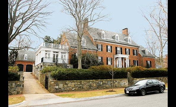 Buyer: CoStar Group CEO Andrew Florance. Location: Cleveland Park DC. Price: $7.6 million. Details: Six bedrooms, nine baths, pool, and carriage house.