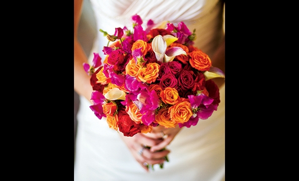 Real Weddings: Nikki Adams & Josh Reilly