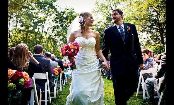 Real Weddings: Nikki Adams & Josh Reilly