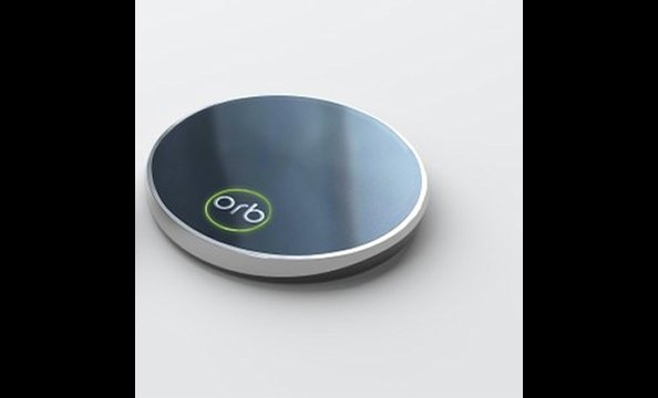 Like a Slingbox, the Orb allows you to stream TV from the Internet (or Internet services such as Hulu) or materials saved on your computer to your television. In a nice twist, you can download the Orb controller app to your smart phone and use it as a TV