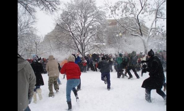 Readers' snow photos