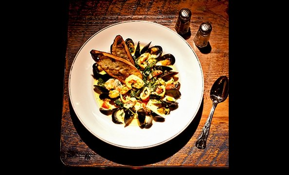 Pearl Dive Oyster Palace + Black Jack