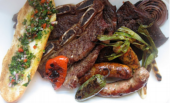 Frugal Foodie: Victor Albisu's Steak Dinner for Under $25