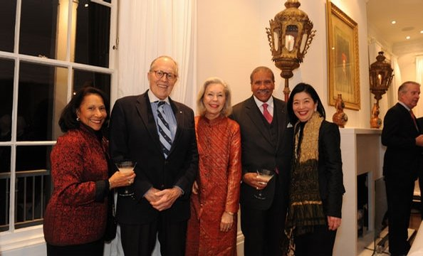 Sackler Gallery Anniversary Party