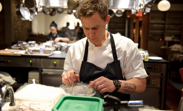 Rogue Sessions Begin at Rogue 24 with Volt's Bryan Voltaggio
