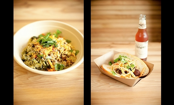 ShopHouse Southeast Asian Kitchen—a spinoff of Chipotle that is the first of its kind—makes its debut in Dupont Circle.