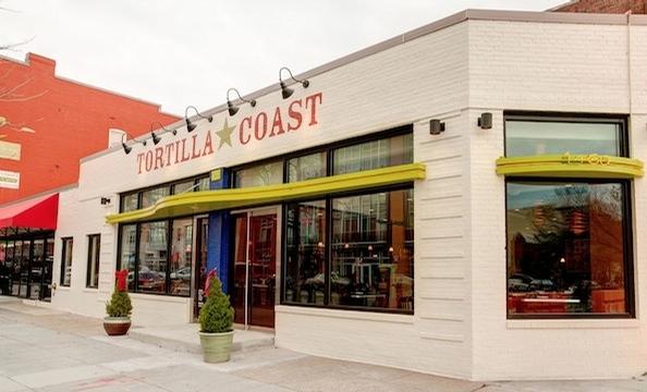 An Early Look at Tortilla Coast Logan Circle