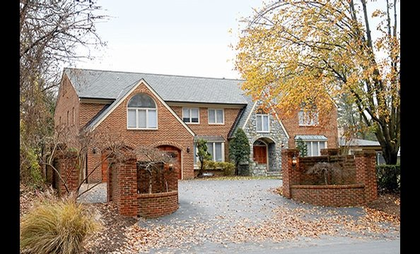 Location: Bethesda. Price: $1.5 million. Details: Eight bedrooms, nine baths, solarium, and indoor pool and spa.