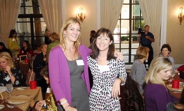 Katharine Weymouth and Jane Mayer