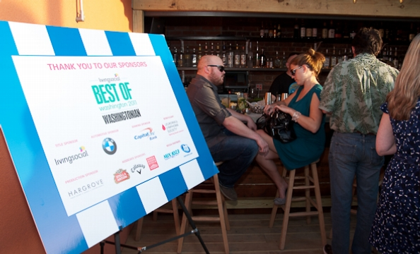 LivingSocial Best of Washington Kick-Off Party at El Centro D.F.