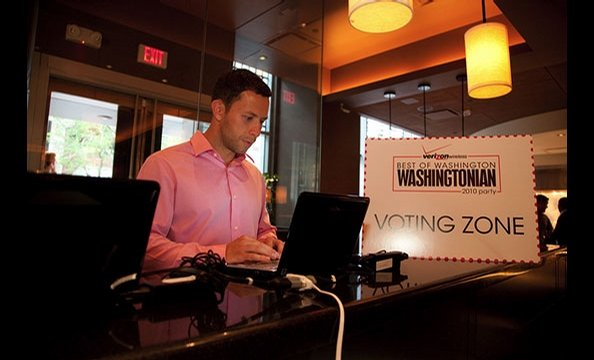 Best of Washington Voting Party