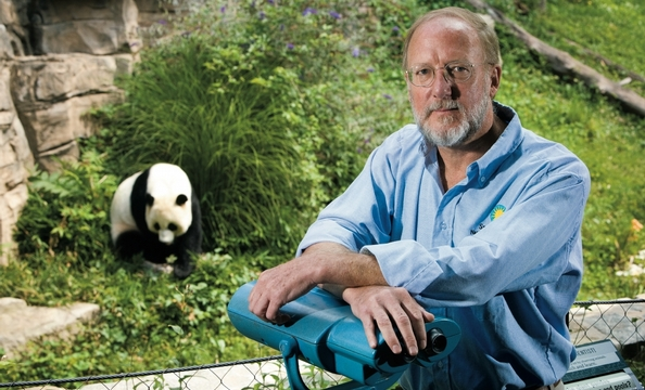The National Zoo's Jon Ballou has come up with new approaches that are helping save more than 100 species from extinction.