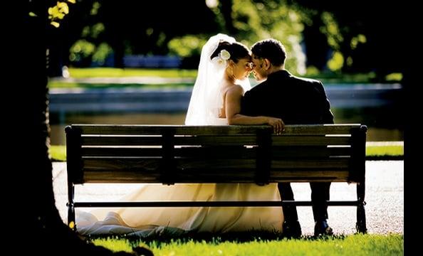 Real Weddings: Arienne Clark & Rahman Harrison