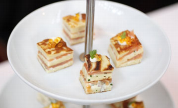 Best of Washington Party: Best Dishes