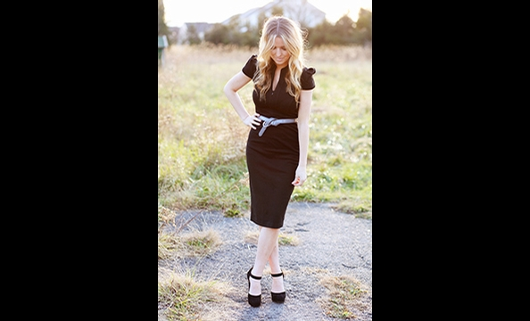 10 Stunning Outfits From Daybook Blogger Sydney Poulton