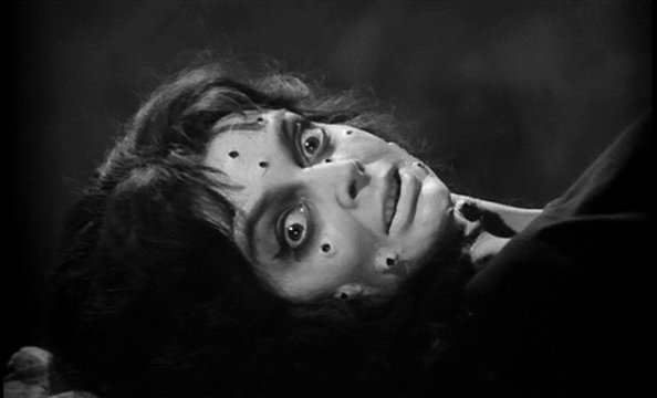 In director Mario Bava's startling directorial debut, the creepy and seductive Barbara Steele returns from the dead 200 years after her murder to seek revenge on the ancestors of her executioners. Double feature recommendation: HAXAN: WITCHCRAFT THROUGH T