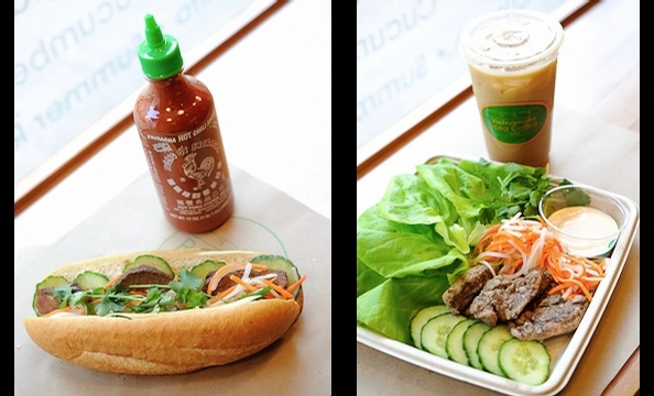 Vietnamese subs come to downtown DC.