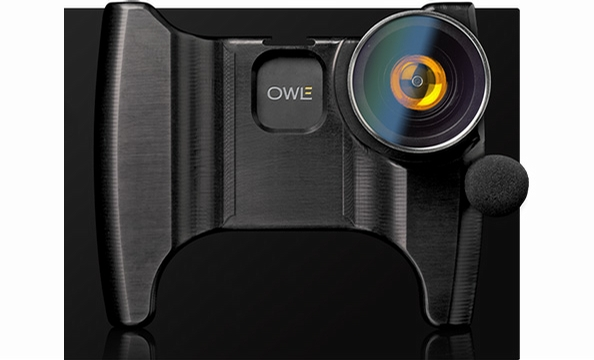 The Owle Bubo attaches to your iPhone for a full-size lens, allows for hands-free photography, and includes an external microphone so you can share audio as well. Consider it a cheap alternative to buying a new camera. Owle, $169.95 ($159.95 for the iPhon