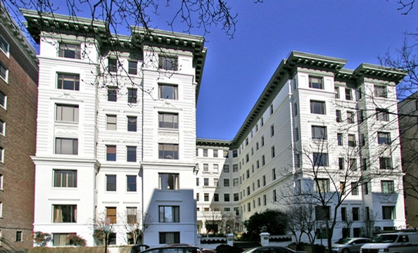 2123 California Street, Northwest, Apartment D9