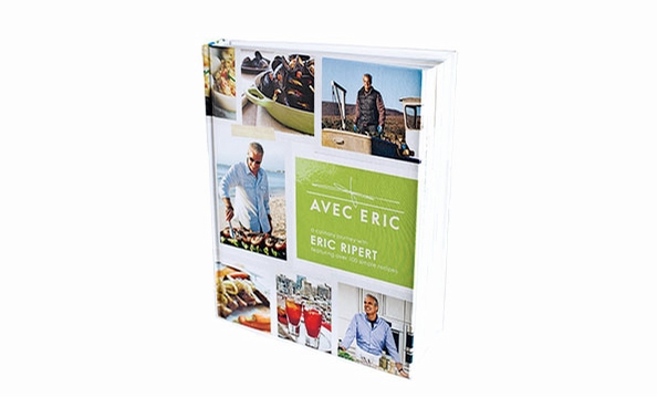 Does chef Eric Ripert make her swoon? Give her his new cookbook, Avec Eric, with 125 recipes inspired by his travels. Amazon, $23.