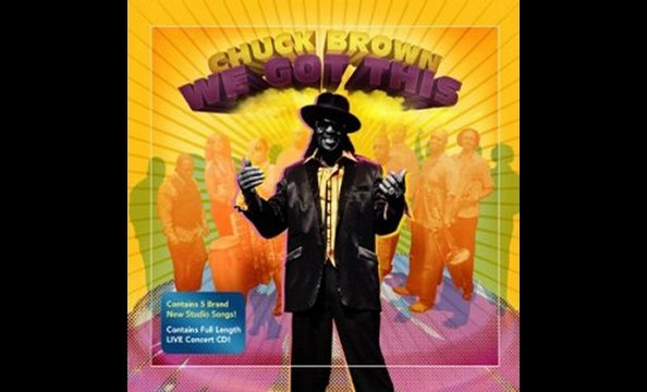 The Godfather of Go-Go, Chuck Brown himself, has a sprawling new box set out, including a live CD and DVD recorded at the 9:30 Club and a separate disk with five new tracks. Amazon, $24.85.