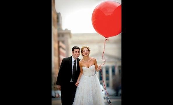 Real Weddings: Emily Cohen & Jeffrey Nestler