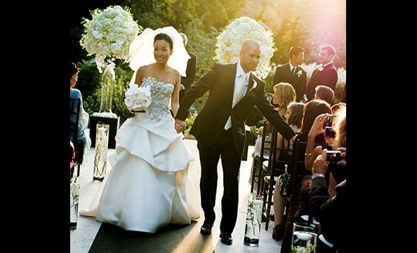 Real Weddings: Colleen Kim & Michael Cook