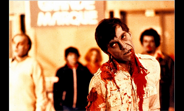 Still the gold-standard of the zombie genre, this classic second installment of George Romero's epic living dead repertoire focuses attention on human survivors of a zombie attack trapped in a Pittsburgh shopping mall. Double feature recommendation: SHAUN