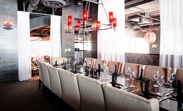 An Early Look at 901 Restaurant & Bar
